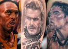 Messi on arm, Ronaldo on bum: The best sports tattoos ever