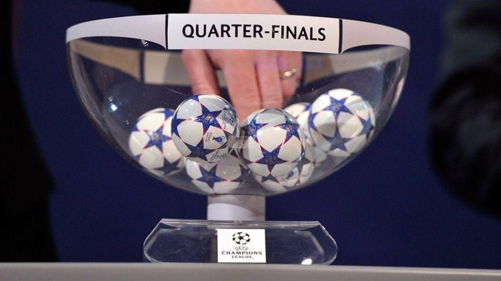 Cu ndo es el sorteo de cuartos de final de la champions for Sorteo champions cuartos 2017