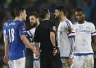 No hay sanción a Diego Costa por gestos a fans del Everton