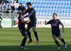 El Mallorca se lleva el duelo de necesitados ante el Huesca