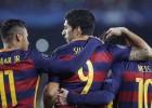 Neymar corrió 2 kilómetros más que Messi y Suárez, 2,4