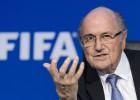 Joseph Blatter recurre la sanción de la FIFA ante el TAS