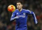 Eden Hazard está en la agenda pero lleva mala temporada