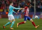 Giménez y Filipe, en el once de la semana de la Champions