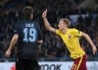 Europa se queda sin equipos italianos tras caer el Lazio