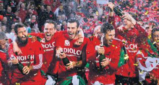 La Eurocopa de las cinco novatas