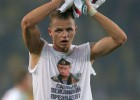 Tarasov: 5.000 euros por mostrar una camiseta de Putin