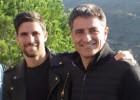 Michel recibe apoyo de su hijo en el Día del Padre: