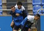 Lucas frente a Giuseppe Rossi en un duelo para despegar