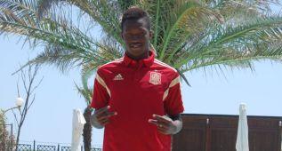 Pape Cheikh entra por Aleix en la lista de la Sub-19