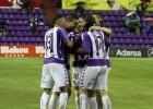 Las dos últimas victorias asoman al Valladolid a la pelea