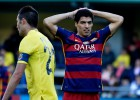 LaLiga dry spell leaves Suárez trailing in CR7's wake