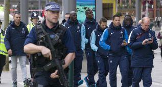"""""""El nivel de amenaza de cara a la Eurocopa es muy elevado"""""""