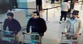 Identificados dos terroristas suicidas del ataque en Bruselas
