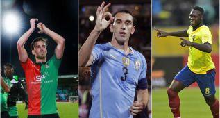 Los cinco grandes ausentes en los partidos de clasificación