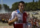 El Madrid ya repescó a Negredo para hacer negocio con él