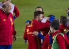 Del Bosque probará si Morata y Aduriz mejoran a Diego Costa