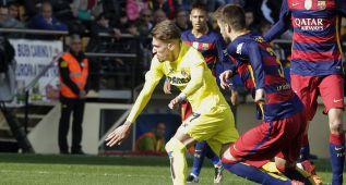 Tercer cambio en la Sub-21: se cae Castillejo y entra Pedraza