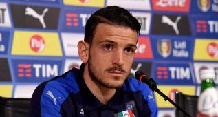 """Florenzi defiende a Conte: """"Estamos concentrados"""""""