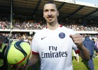 Ibrahimovic encabeza la lista de jugadores a coste 0 en julio