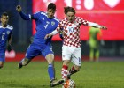 Croacia vence a Israel con un nuevo recital de Modric
