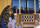 Emery y Castro ven en Sevilla la procesión del Baratillo