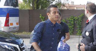 """Thiago: """"Los rivales tienen ganas a España, es la referencia"""""""