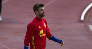 """Piqué: """"Ver a Casillas con Bertín me lanzó a usar Periscope"""""""