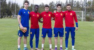 España Sub-19 comienza la defensa del título contra Grecia