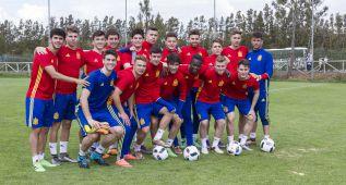 Sub-19: conoce uno por uno a los futuros cracks de España
