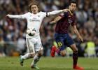 La liberación de Busquets y Rakitic molestó al Real Madrid