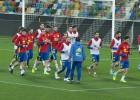 Álvaro Morata y Aduriz como alternativa a Diego Costa