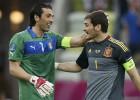 España-Italia, gran igualdad