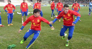 La Rojita acelera rumbo a la Eurocopa contra Croacia
