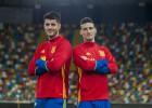 Casillas es suplente; De Gea, Aduriz y Morata, titulares