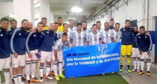 """Argentina dice """"Nunca más"""" en el 40 aniversario del Golpe de 1976"""