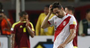 Venezuela deja escapar en el final la victoria ante Perú