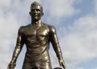 Retiran la estatua de Cristiano para exponerla en su museo
