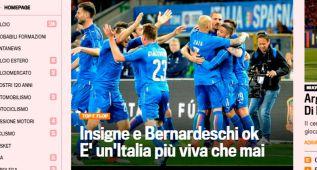 "La prensa italiana saca pecho: ""Bell'Italia; más viva que nunca"""