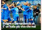 La prensa italiana saca pecho: