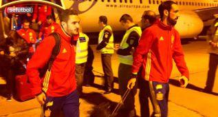 España, en Cluj: este sábado, entrenamiento vespertino