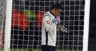 La Costa Rica de Keylor Navas se llevó un empate de Jamaica