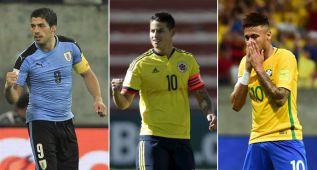 10 conclusiones tras la jornada de eliminatorias sudamericanas
