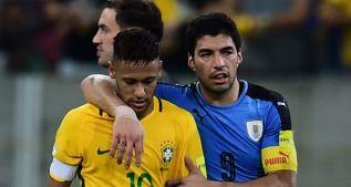 ¿Quién ganó la apuesta entre Neymar y Luis Suárez?
