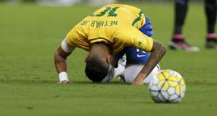 Sin Neymar, Brasil tendrá que cambiar el sistema ante Paraguay