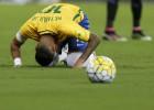 Sin Neymar, Brasil tendrá que cambiar el sistema en Paraguay