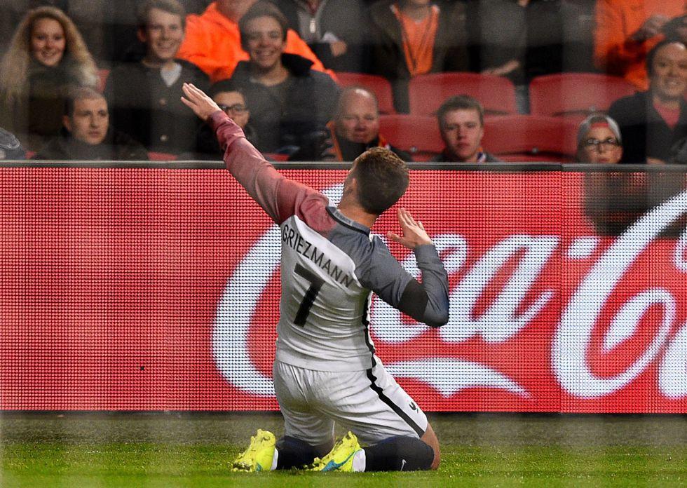 """Griezmann: """"Estoy en uno de los cinco mejores clubes de Europa"""""""