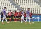 El Mirandés vuelve a la victoria goleando al Valladolid