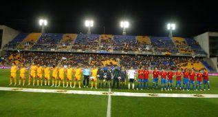 Igualdad: 5 victorias españolas, 5 rumanas y 5 empates