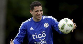 Juan Manuel Iturbe debutaría con Paraguay ante Brasil